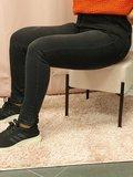 Skinny Jeans - Donker grijs_