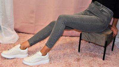 Jeans Double TT - Grijs